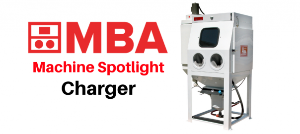 Charger machine spotlight
