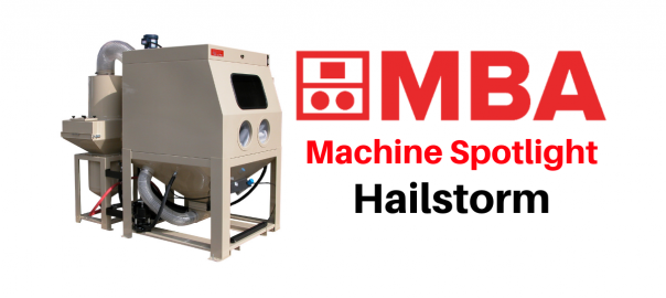 Hailstorm Machine Spotlight
