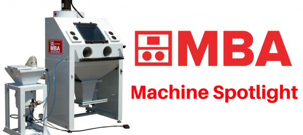 MicroBlast machine spotlight