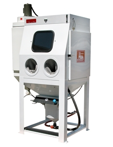 Charger Direct Pressure blasting cabinet